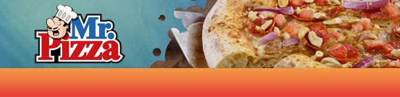 Mr. Pizza Bundbanner